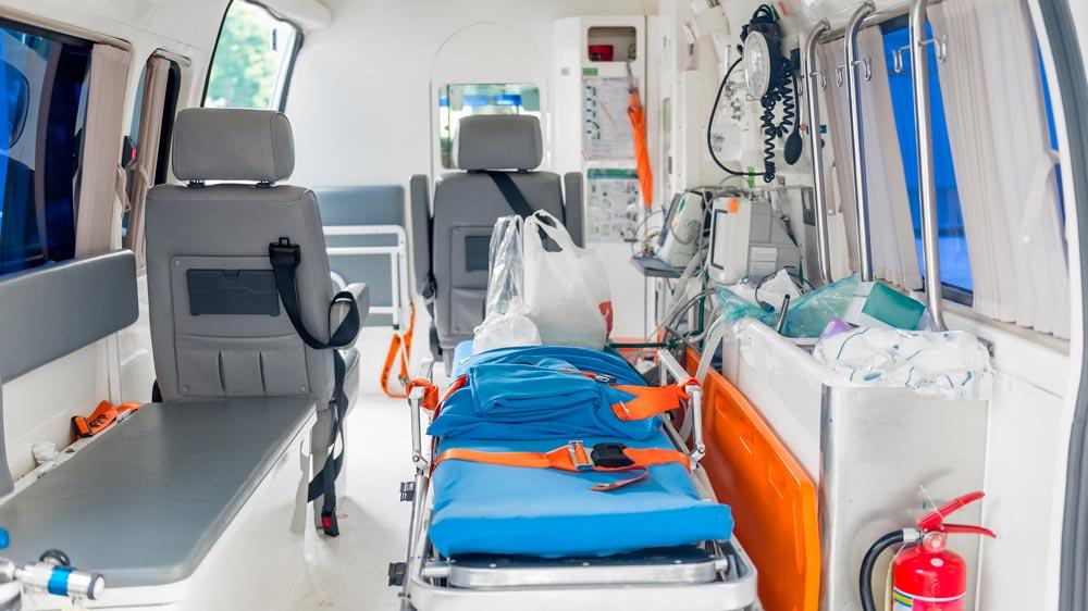 Ambulance healthcare service