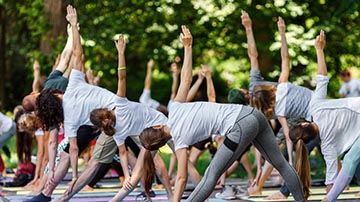 Yoga & Paramedical Courses Affiliation