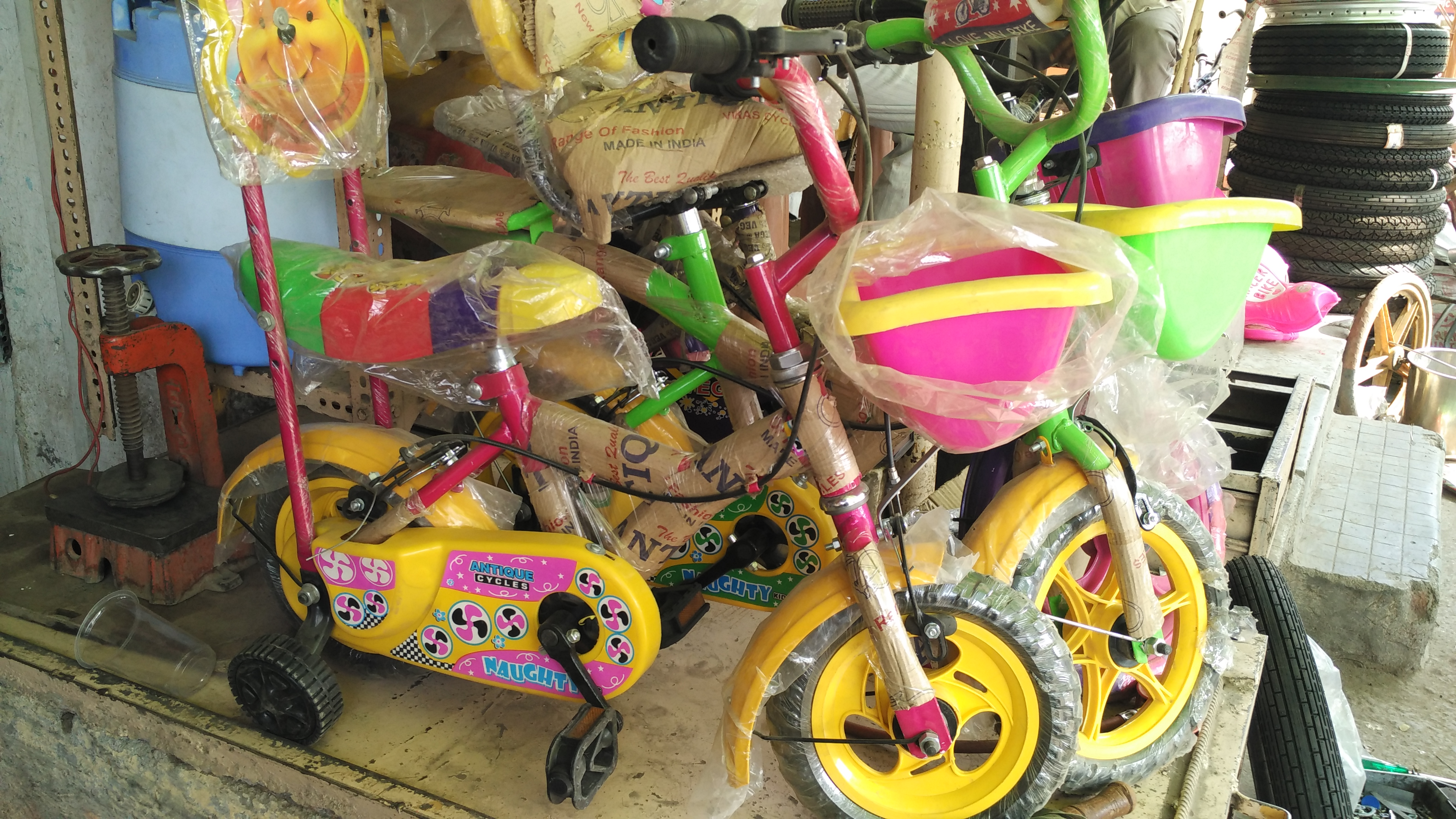Kishore Cycle & Auto Stores_image1