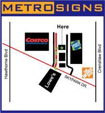Metro Sign (Rajan's)_image0