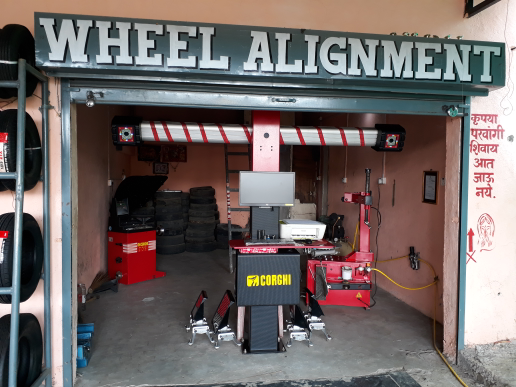 Chhatrapati 3D Wheel Alignment_image0