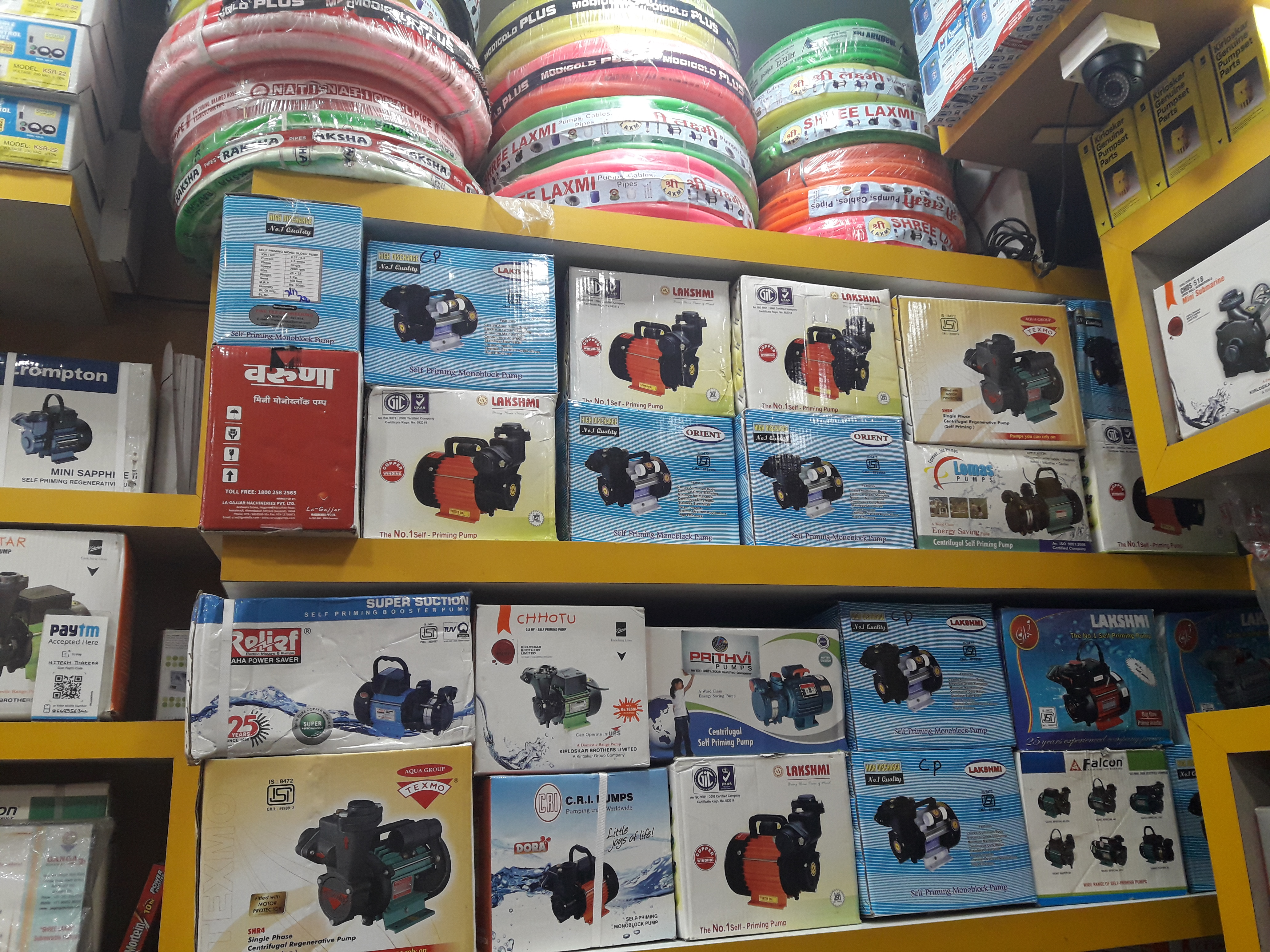Prabhat Pipes and motors _image5