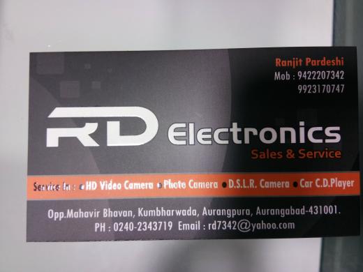 R.D. Electronics Sales_image0