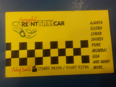 Aurangabad Rent Taxi Car_image0