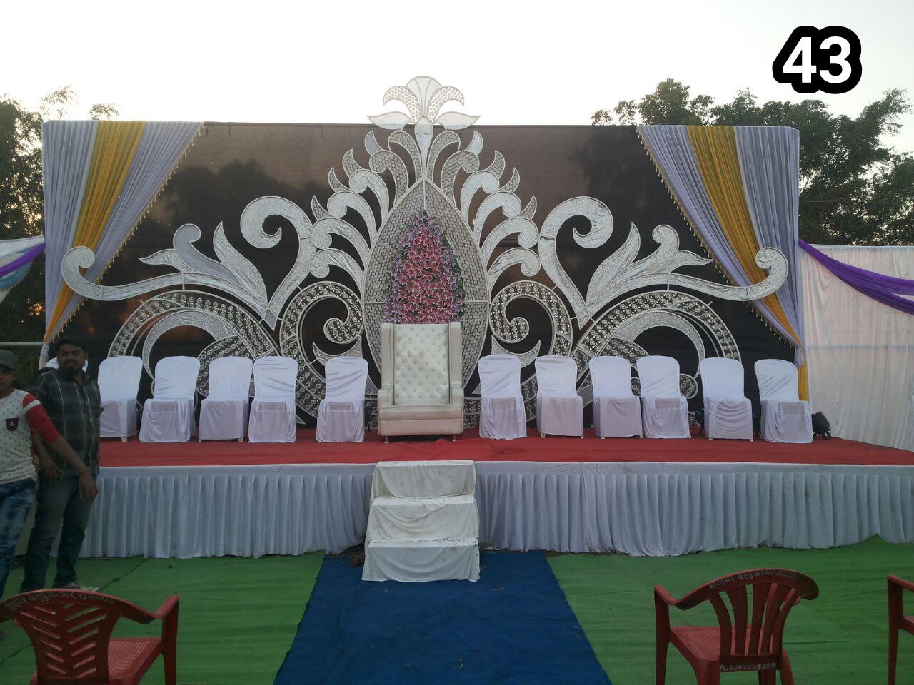 Saiprasad Mandap Decoration_image0