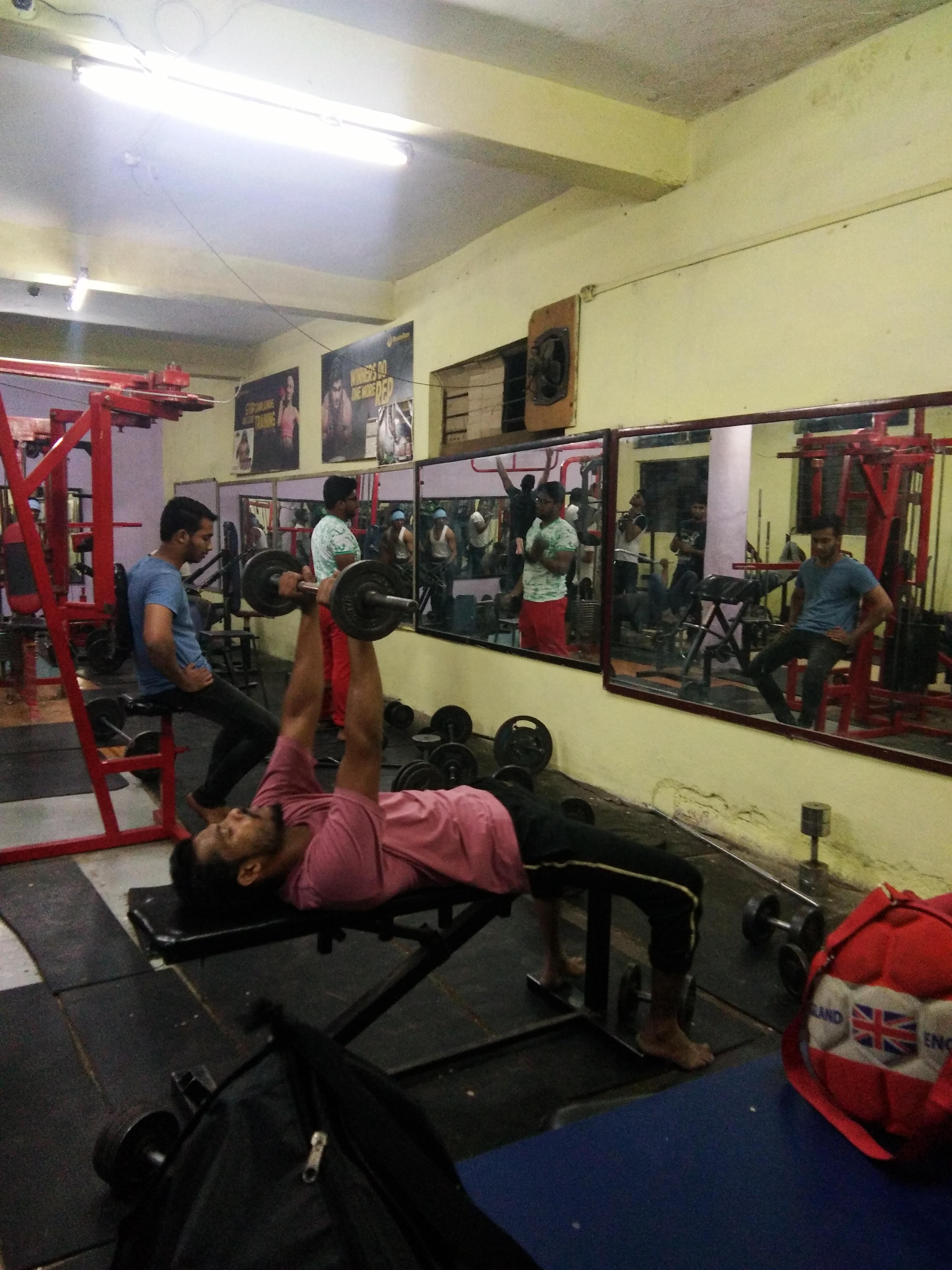 Body master gym
