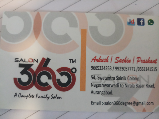 Salon 360° (A Complete Family Salon)_image0