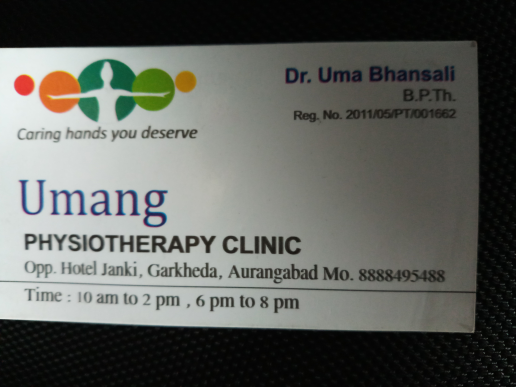 Umang Physiotherapy Clinic_image1