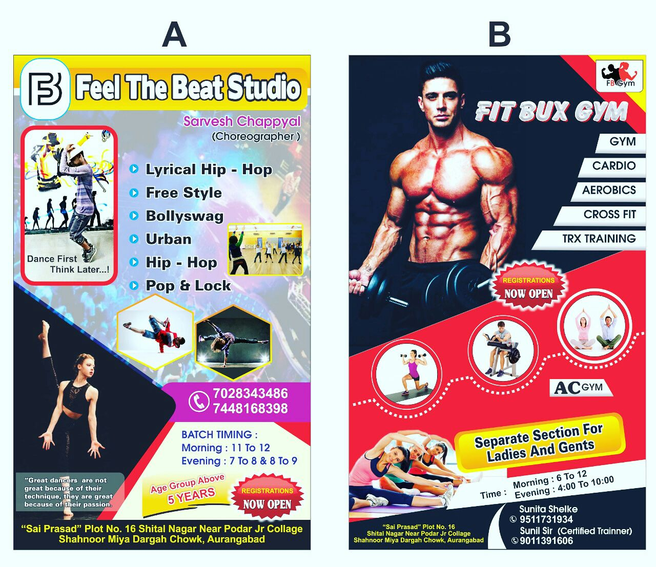 Fit Bux Gym & Feel The Beat Studio_image1