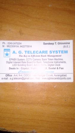 A.G. Telecare System_image0