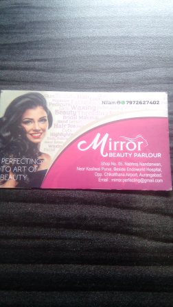 Mirror Beauty Parlour_image0