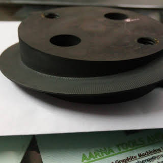 Machined Graphite Electrodes
