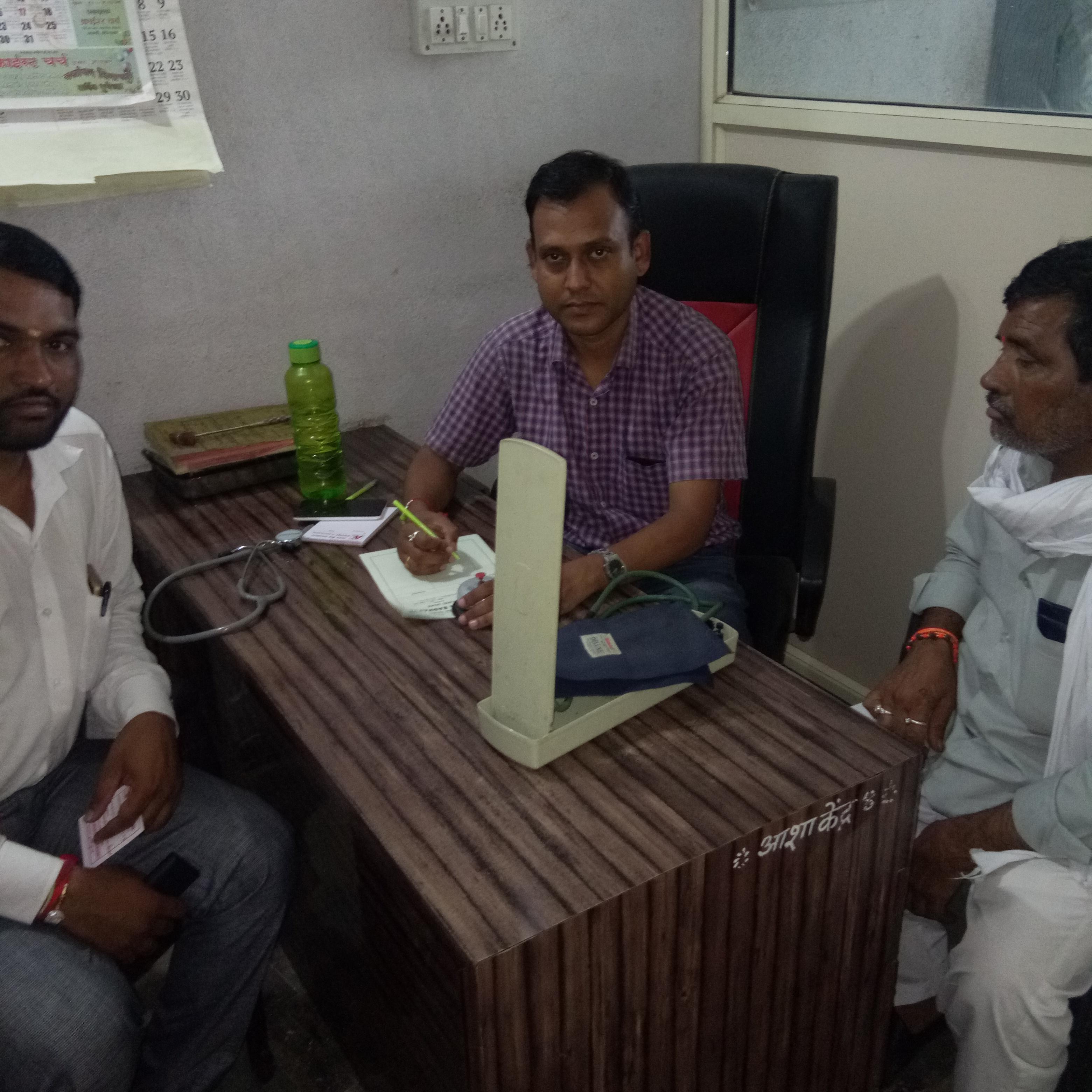 Asha Kiran Sanstha Sanchalit Asha Kendra Dawakhana (Paralysis Hospital)_image1