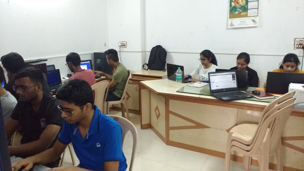 Hands On Session @ Expert Solution Institute