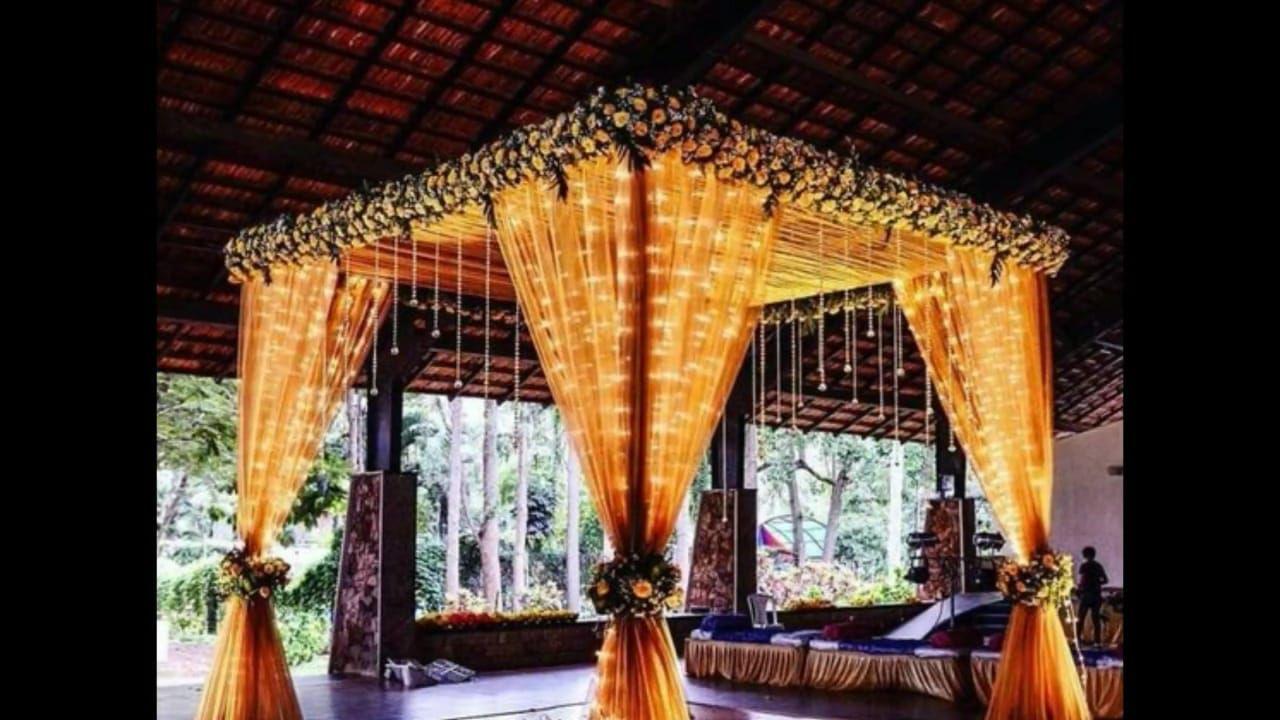 Shri Bhole Mandap Lighting Decoration_image0