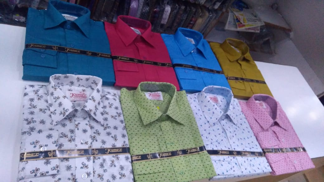 Kumar Shirts