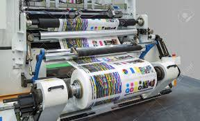 Saniya Printers 4 colour offset Printing