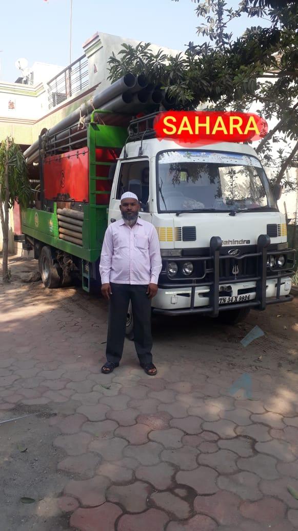 Sahara Borewell