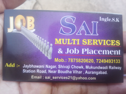 SAI MULTI SERVICE & JOB PLACEMENT_image1