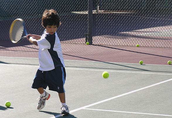 Cidco N-2 Tennis School_image1