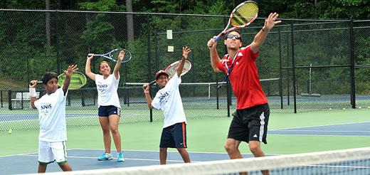 Cidco N-2 Tennis School_image0