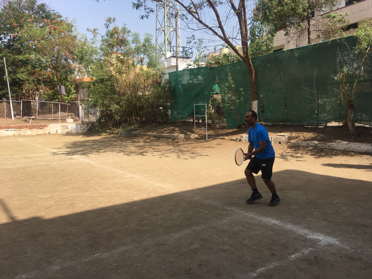 Cidco N-2 Tennis School