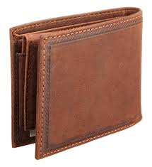 Leather Wallet, Bags etc