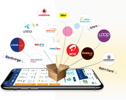online mobile,dth and datacard recharge on cubber