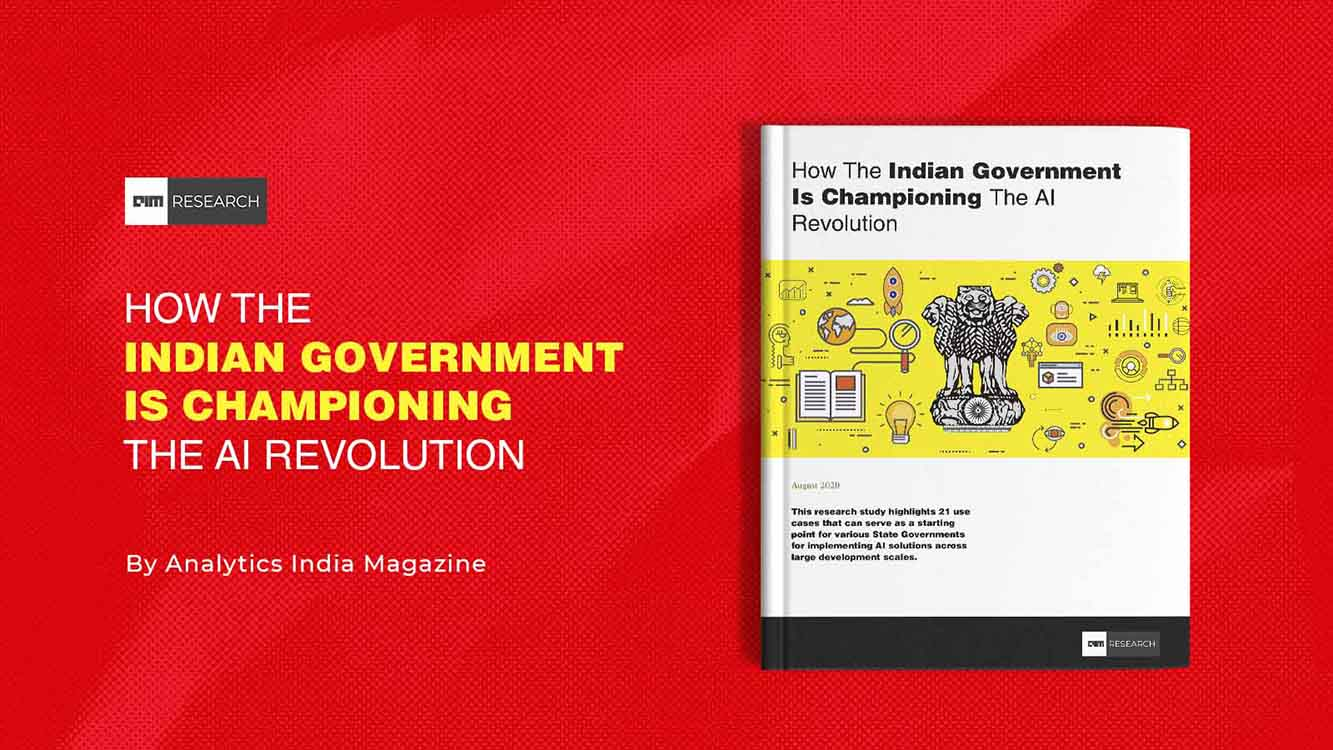 How The Indian Government Is Championing the AI Revolution