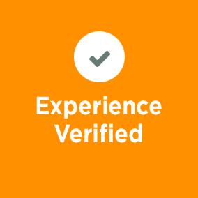 Experience Verified