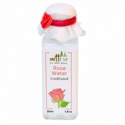 Rose Water 50 Ml-Mitti Se