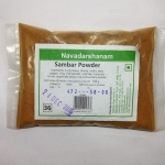 Sambar Powder 100 Gms-Navadarshanam