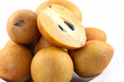 Sapota Fruit   - 500 Gms