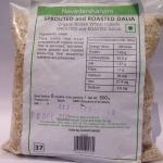 Sprouted Daliya 500 Gms-Navadarshanam
