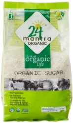 Organic Sugar 500 Gms-24 Mantra