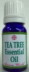 Tea Tree Essential Oil 10 Ml-Aroma World