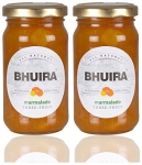 Three Fruit Marmalade 240 Gms-Bhuira