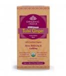 Tulsi Ginger Tea 25 Bags-Organic India