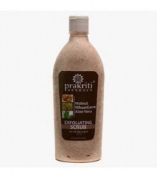 Walnut Scrub 500 Ml-Prakriti Herbals