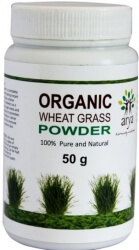 Wheat Grass Powder 50 Gms-Arya