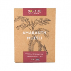 Amaranth Muesli 300 Gms - Nourish