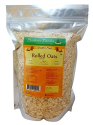 Rolled Oats 500 Gms-Sattvic Foods