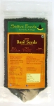 Basil Seeds 100 Gms-Sattvic Foods