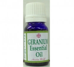 Geranium Essential Oil 10 Ml-Aroma World
