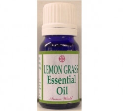 Lemon Grass Essential Oil 10 Ml-Aroma World