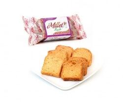 Millet Rusk 110 Gms-For Green