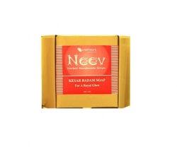 Kesar Badam Soap 100 Gms-Neev Herbal