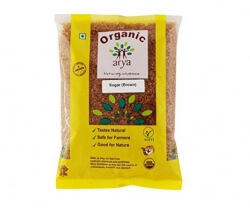 Brown Sugar 500 Gms-Arya