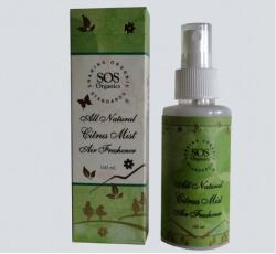Citrus Mist Air Freshener 100 Ml-SOS Organics