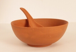 Terracotta Soup Bowl-The Indus Valley
